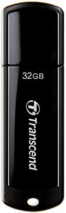 Transcend JetFlash 700 USB 3.0 Flash Drive (up to 90MB/s) 黑色 32 GB