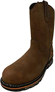 Timberland PRO Men's AG Boss Pull-On Alloy Toe WP Work and Hunt