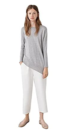 MANGO 女式 毛衣套头衫 73015557 粉灰 165/84A