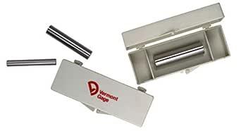 Standard Class X 插头规,工具钢,Go,0.6053 英寸范围,2 英寸长