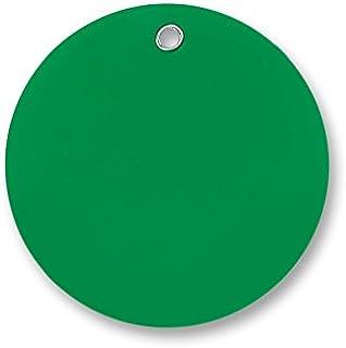7.62 厘米强力乙烯基圆形标签(*)50 个装