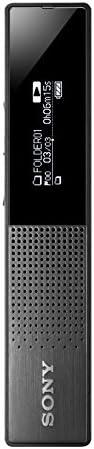 索尼ICD-TX650超薄數字PCM/MP3立體聲錄音機 黑色