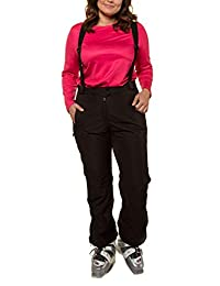 Ulla Popken 女士滑雪裤特别雪裤