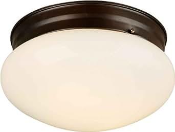 1 个灯嵌入式安装 古铜色 5Hx7.5Lx5W 6002-01-32