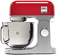 Kenwood 凯伍德 KMX750RD多功能家用厨师机料理和面揉面机 1000W|红色
