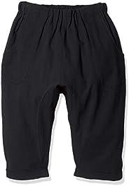 成衣 男士 亚麻触感 棉 圆点 条纹 格子 青*7分裤 MN0SSPT203