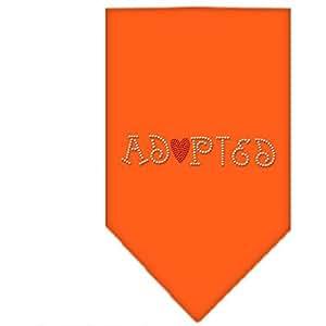 采用水钻绷带 橙色 小号