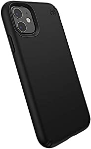 Speck Presidio Pro iPhone 11 Case 覆盖 多种颜色129908-1050 黑色/黑色