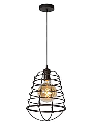 Lucide ZYCH 吊灯,直径25厘米,生锈色