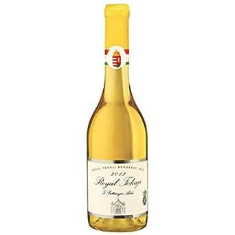 【亚马逊海外直采】Royal Tokaji Aszú 5 puttonyos 皇家托卡伊2013 5筐贵腐葡萄酒 500ml (匈牙利进口,包税)