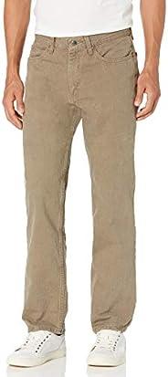 Lee 男式宽松直筒牛仔裤 Tarmac 29W x 32L