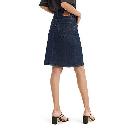 Levi's 女款经典牛仔裙