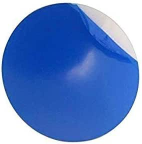 Source One Clear Acrylic Plexiglass Lucite Circle Round Disc Every Thickness and Diameter Available (1/8, 5)