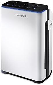 Honeywell 霍尼韦尔 空气净化器 型号HPA710WE 真正的高效滤网 去过敏原 智能 LED 空气质量级传感器