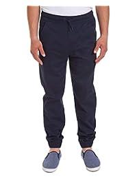 Nautica 年轻男士慢跑运动裤 *蓝 X-Large(40/42)