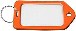 brinox b50125t - 标签夹大号(63 x 39 毫米)橙色