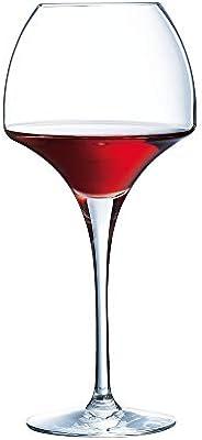 Chef & Sommelier Open Up 8011785 Kwarx 烤盘 6 瓶*杯柔软 47 cl 透明玻璃 10 x 2