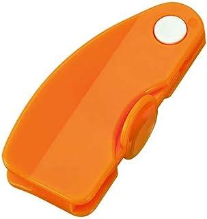 下村工业 刀具 橙色 72×32×23mm 全植物 橙色刀 FVS-631