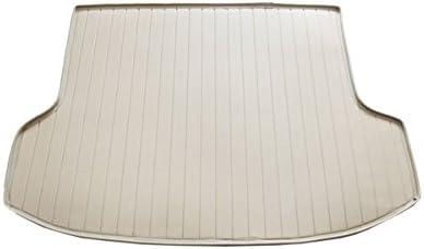 私人定制 丰田花冠 加厚高边后备箱垫 超纤皮后箱垫 专车专用汽车后仓