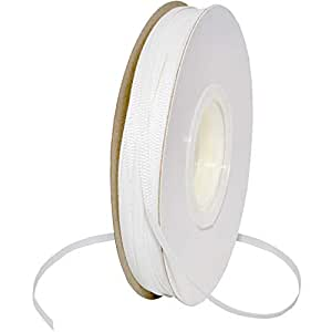 Morex Ribbon 066 打印机色带 Wlhite 1/8 Inch by 50 yards 06603/50-029