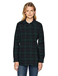 Pendleton 女式 Umatilla 羊毛板衬衫