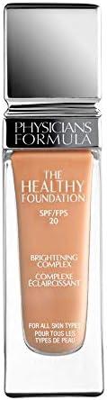 Physicians Formula SPF 20,MC1,1盎司(约28.34克)粉底液