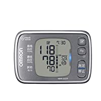 OMRON 欧姆龙 进口手腕式血压计HEM-6323T (日本品牌)(包邮包税)
