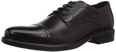 Geox 健乐士 男 正装鞋 U52W1B00043C9999 黑色 41