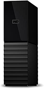 Western Digital 西部数据 10TB My Book 桌面外接硬盘,USB 3.0-WDBBGB0100HBK-NESN