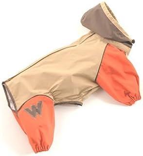 WHCY 宠物用品 狗服装 雨衣 J外套B 0091W104 培西蒙 10号