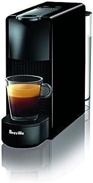 Breville Nespresso Essenza 迷你原创咖啡机 钢琴黑色 BEC220BLK1AUC1 需配变压器