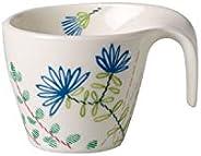 Villeroy & Boch Flow Couture 莫卡/浓缩咖啡杯,100毫升,优质瓷器,白