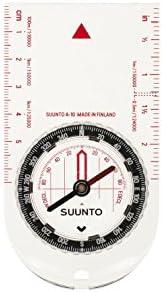 Suunto A-10 SH 指南针,白色,均码