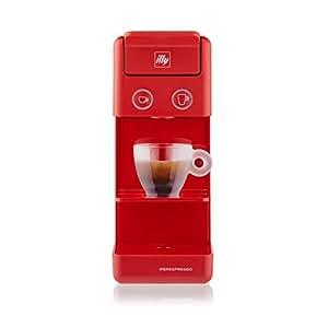 Illy 意利 咖啡 Iperespresso Y3 咖啡机 红色
