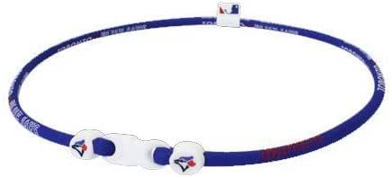 Phiten 多伦多蓝鸟队 MLB 项链,45.72 厘米