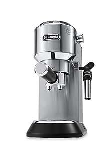 DeLonghi 德龙 EC 685.M 过滤式咖啡机,1350 W 银白色 20x35x38