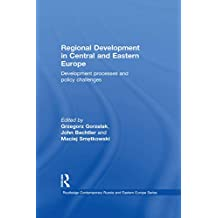 Regional Development in Central and Eastern Europe: Development processes and policy challenges (Routledge Contemporary Russia and Eastern Europe Series) (English Edition)