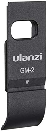 LICHIFIT 相机充电端口侧盖壳电池盖门适用于 Gopro Max 动作相机配件