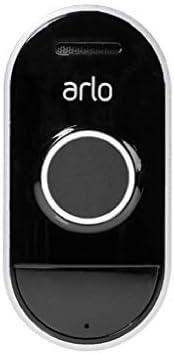 Arlo Audio Doorbell (AAD1001) 门铃AAD1001-100NAS 独立 Doorbell Only 白色