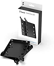 Fractal Design HDD Tray kit Type-B HDD托架 2件套 Black 3.5/2.5英寸驱动 FD-A-TRAY-001 CS7780