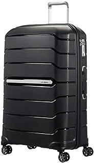 Samsonite 新秀丽 Flux – Spinner 55 / 20 可扩展登机箱 黑色 L (75cm-121L)