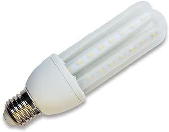 aigostar 176075 - LED 灯泡 T3 15 W 4u,螺纹大和凉爽日光灯,A +,230 V,E27