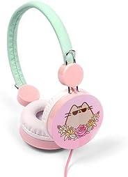 Pusheen PUSHEADPH,耳机,冷粉色 - 多色