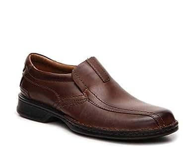 Clarks 男 功能休闲鞋 261139198070 棕色 41  Escalade Step/攀登便鞋