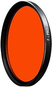B+W 67mm 橙色相机镜头撞色滤镜带多层防尘涂层 (040M)