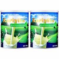 【2罐装】Karivita 新西兰进口全脂高钙奶粉900g/罐(原罐原装进口)