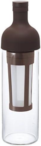 Hario FIC-70-CBR Filter in Coffee Bottle, 650 ml, Brown