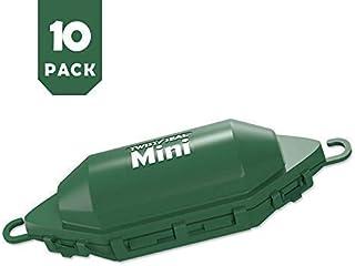 旋转密封线圆顶 - 多根电源线保护 * 10-Pack, Mini TSM-G-10PK