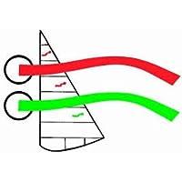 Davis Ripstop 尼龙气流 Tels 带粘性圆盘 适用于帆船 - (2 件装)28 支