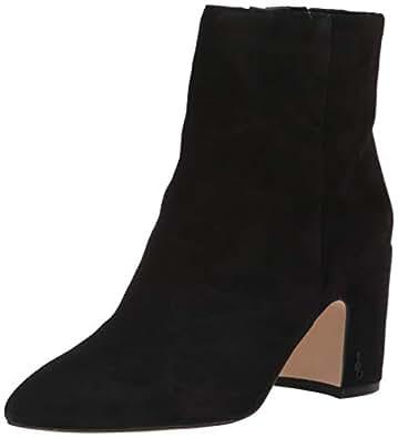 Sam Edelman 女 短靴 Hilty G0502L4002 黑色麂皮 36 (US 6)